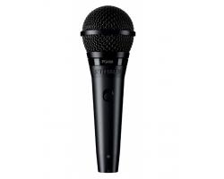 Микрофон SHURE PGA58 XLR-E кардиоидный с кабелем XLR-XLR