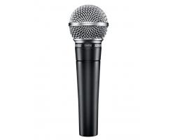 Микрофон SHURE SM58LCE вокальный динамический кардиоидный