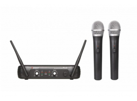 Радиосистема KARSECT WR15D/HT15 два ручных микрофона