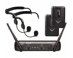 Радиосистема KARSECT WR68VD/PT68V/HT9A 2 головных микрофона