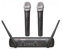 Радиосистема KARSECT WR68WD/HT68V 2 ручных микрофона