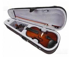 Скрипка 3/4 BRAHNER BV400 со смычком в футляре
