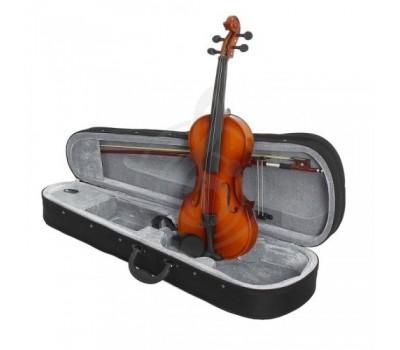 Скрипка 4/4 BRAHNER BV412 со смычком в футляре