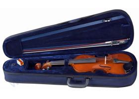 Скрипка 1/4 BRAHNER BV300 в футляре со смычком