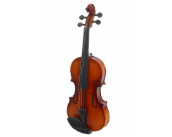 Скрипка 1/8 BRAHNER BV400 со смычком в футляре