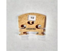Подставка скрипичная 1/4 CREMONA под струны, клен