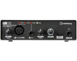 USB-интрефейс STEINBERG UR12+Cubase Elements 8 EE