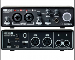 USB-интерфейс STEINBERG UR22C