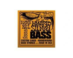 Струны ERNIE BALL 2833 45-105 для бас-гитары