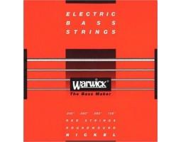 "Струны WARWICK 46210 ML 40-100"" для бас-гитары"