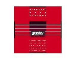 """Струны WARWICK 42301M 5B RED 45-130"""" для бас-гитары"""