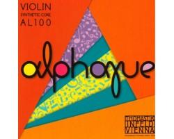 Струны THOMASTIK Alphayue AL100 для скрипки 4/4 синтетика