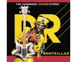Струны DR BZ50 50-110 BOOTZILLAS д/бас-гитары с покрытием против окисления