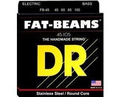 Струны DR FB45 45-105 для бас-гитары