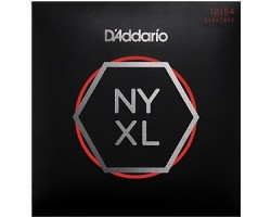 Струны D'ADDARIO NYXL1254 12-54 для электрогитары, никелированная навивка