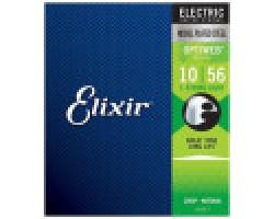 Струны ELIXIR 19057 OptiWeb 10-56 для 7-стр.электрогитары