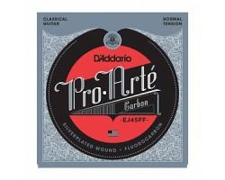 Струны D'ADDARIO EJ45FF ProArte Carbon нормального натяжения