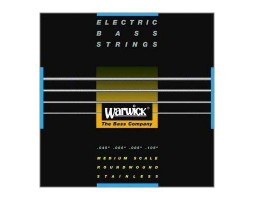 Струны WARWICK 40200 M 45-105 для бас-гитары
