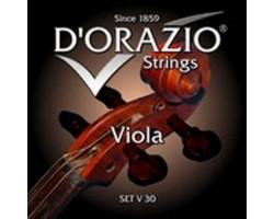 Струны D'ORAZIO V30 для альта