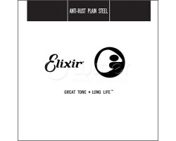 Струна ELIXIR 022 Anti Rast для гитары сталь