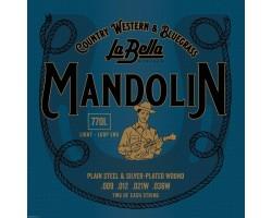Струны LA BELLA 770L для мандолины