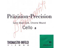 Струны THOMASTIK Prazision Cello 90 сталь для виолончели