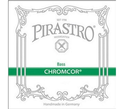 Струны PIRASTRO Chromcor 4/4 д/контрабаса металл (348020)