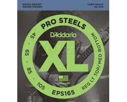 Струны D'ADDARIO EPS165 45-105 д/бас-гитары
