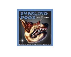 Струны D'ANDREA SDN455 Snarling dogs 45-130 никелированная навивка для 5-стр.бас-гитары