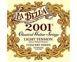 Струны LA BELLA 2001L нейлон Light Tension
