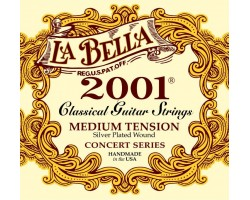 Струны LA BELLA 2001M нейлон Medium Tension