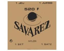Струны SAVAREZ Ref520F нейлон standart tension