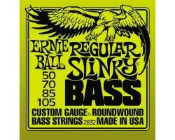 Струны ERNIE BALL 2834 45-100 д/бас-гитары