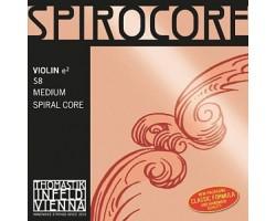 "Струна THOMASTIK E/""Ми"" Spirocore S8 д/скрипки 4/4"