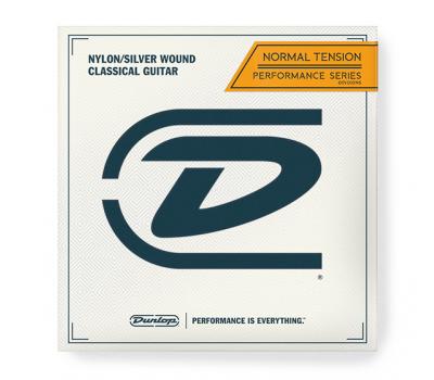 Струны DUNLOP DCV100NS нейлон нормального натяжения для классической гитары