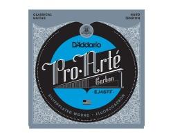 Струны D'ADDARIO EJ46FF ProArte DynaCore карбон жесткого натяжения
