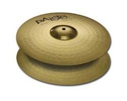 """Тарелки 14"""" PAISTE Brass Hi-Hat 101"""