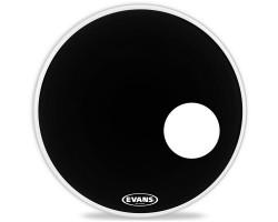 """Пластик 22"""" EVANS BD22RB-NP EQ3 Resonant резонансный для бас-барабана"""