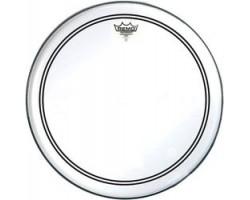 """Пластик 20"""" REMO P3-1320-C2 Powerstroke clear с демпф.кольцом для барабана наклейка в комплекте"""