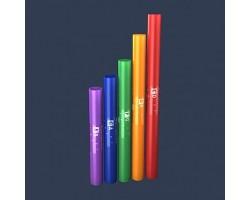 Набор перкуссионных трубок BOOMWHACKERS BWCW-P полутона (хроматика) 5 нот
