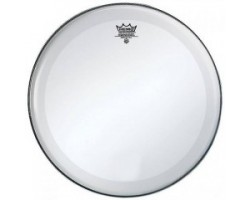 """Пластик 22"""" REMO P4 Powerstroke clear с демп.кольцом для бас-барабана"""