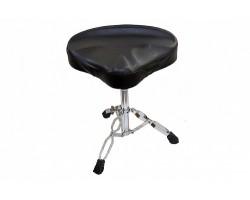 Барабанный стул Carlsbro CSS2 в форме седла. Мин. высота 480мм. Макс. высота 570мм.