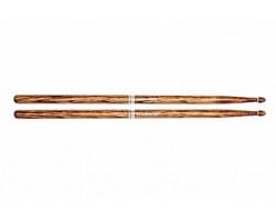 Палочки барабанные PRO MARK R5BFG FireGrain Rebound орех, деревянный наконечник