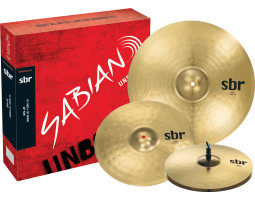 "Тарелки набор SABIAN SBR Perfomance Set (14""Hats,16""Crash,20""Ride)"