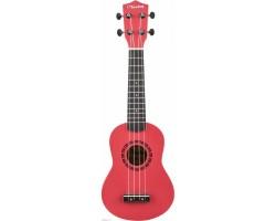 Укулеле (гавайская гитара) VESTON KUS100 RD