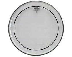 "Пластик 18"" REMO Pinstripe Clear для барабана"