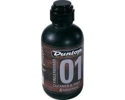 Средство DUNLOP 6524(6501) д/чистки грифа
