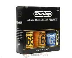 Набор DUNLOP 6504 Formula 65 по уходу за гитарой
