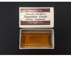 Канифоль SUPERIOR ROSIN для скрипки